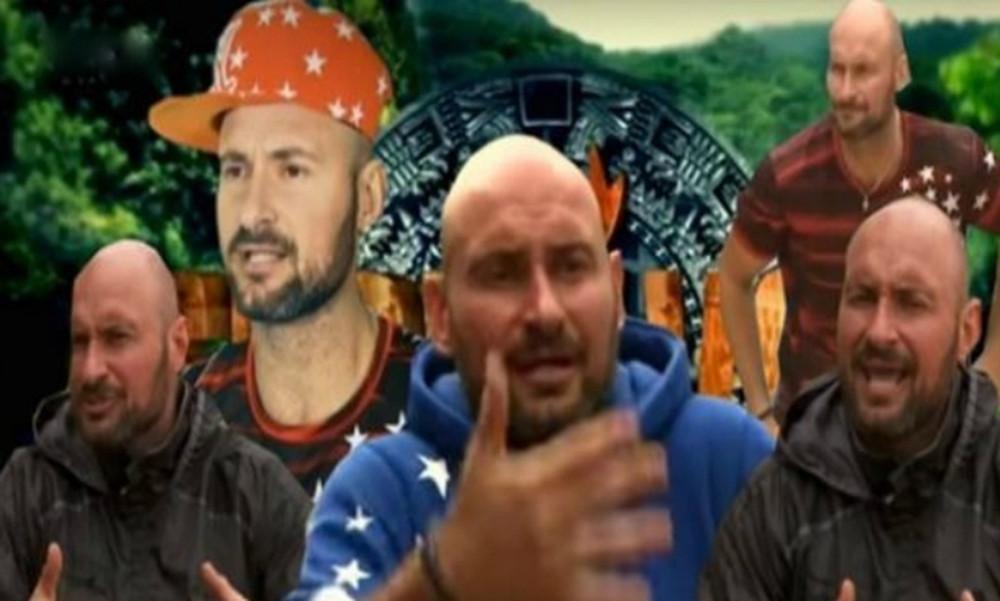 Survivor: Το καλά κρυμμένο μυστικό του μάνατζερ ράγκμπι (video)