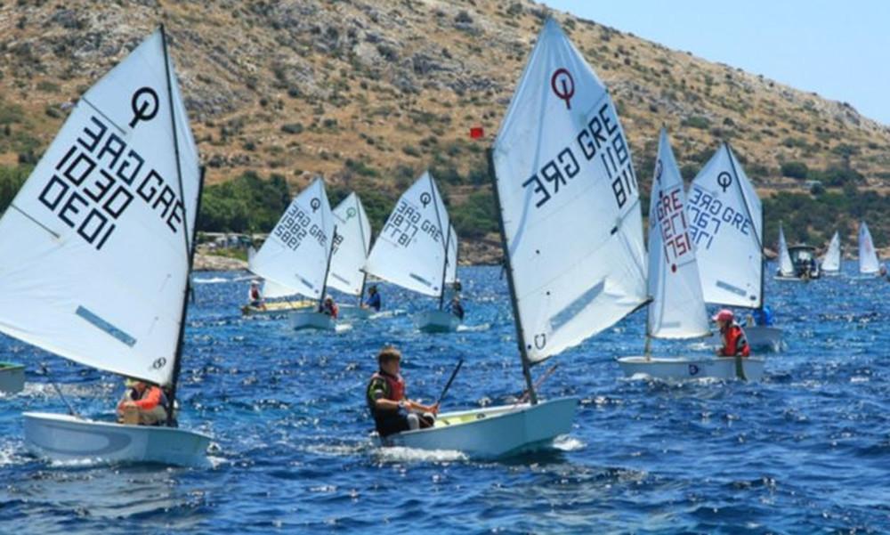 Ιστιοπλοϊκοί αγώνες σε Αθήνα και Εύβοια