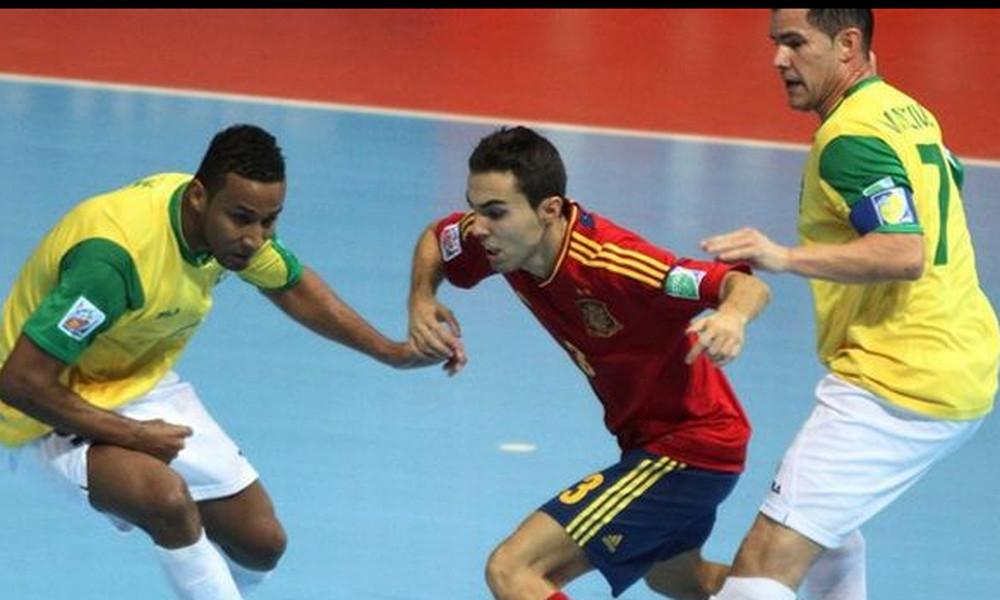 Η ντρίμπλα του αιώνα σε Futsal!