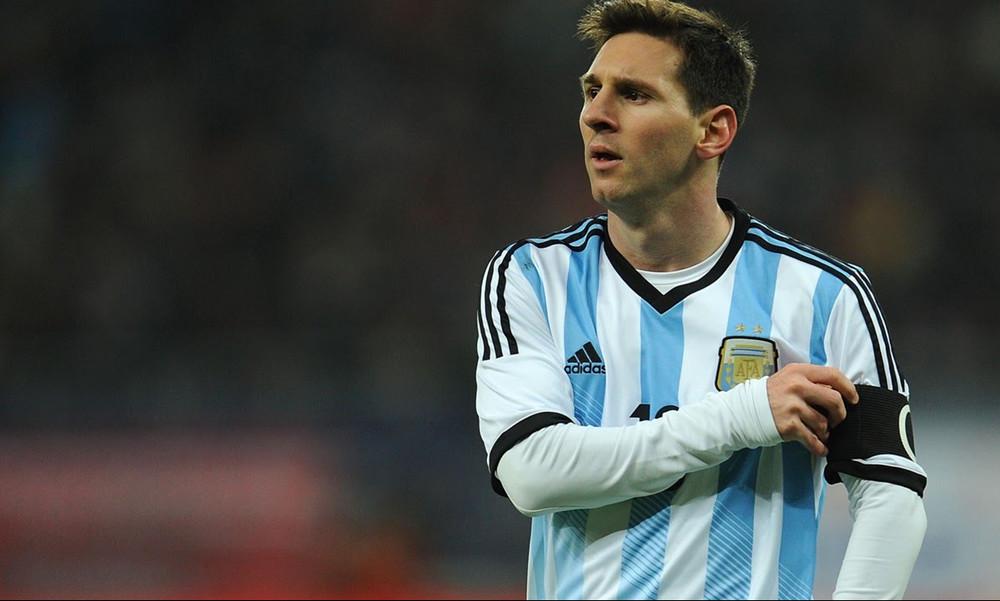 «Καμπάνα» της FIFA στον Μέσι
