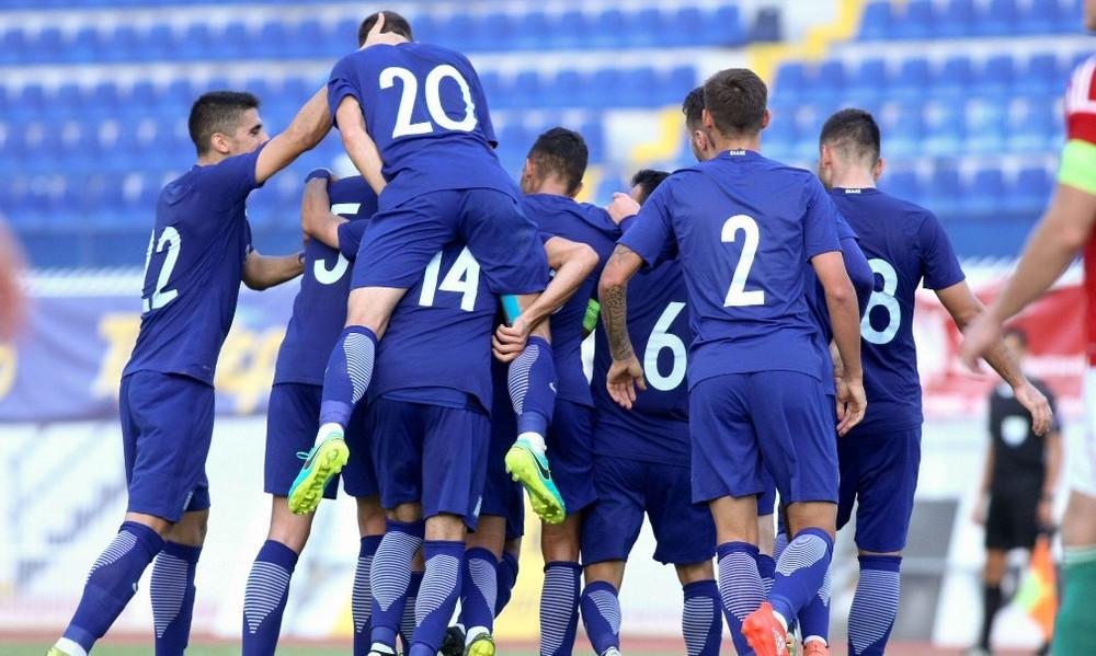 Εθνική Ελπίδων: Φιλική ήττα από την Πολωνία με 2-1