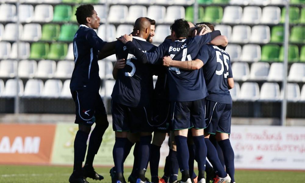 Λεβαδειακός-Βέροια 3-1: Παλικάρια από τη Λιβαδειά!