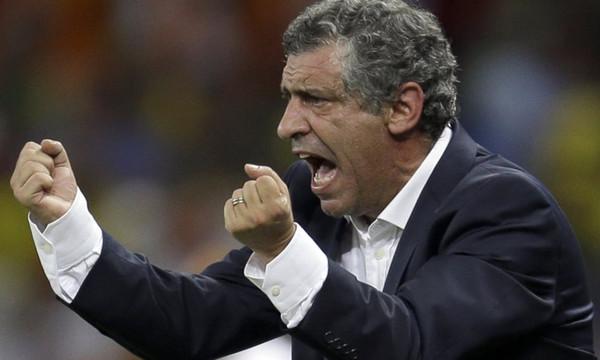 Αγριεμένος ο Σάντος: «Πάμε να πάρουμε και το Confederations Cup» (video)