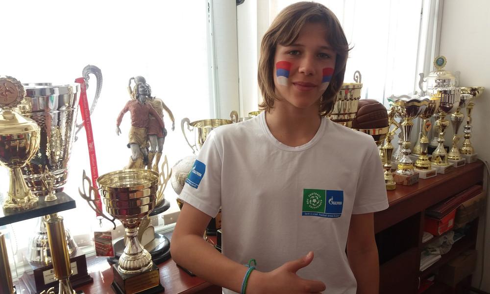 Άρχισαν οι επιλογές Νέων Ποδοσφαιριστών από 64 χώρες για το «Ποδόσφαιρο για τη Φιλία»