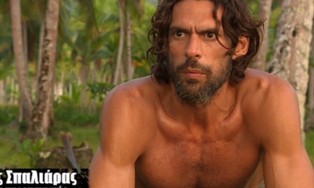 Survivor: Γιάννης Σπαλιάρας, ο διάσημος μαχητής!