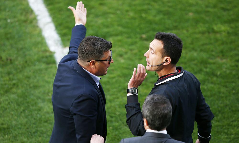 Παναθηναϊκός-Πανιώνιος 1-0: Έξαλλος ο Μιλόγεβιτς, αποχώρησε χωρίς δηλώσεις