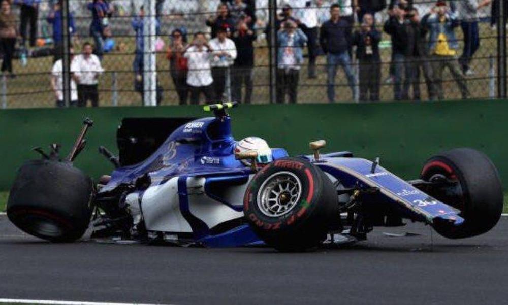 F1: Στις μπάρες από τον πρώτο γύρο το μονοθέσιο του Αντόνιο Τζιοβινάτζι