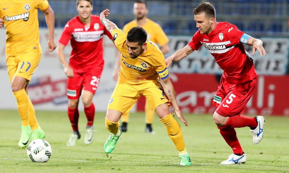 Αστέρας Τρίπολης-Ξάνθη 0-0: Βαθιά ανάσα παραμονής στο «Θ. Κολοκοτρώνης»