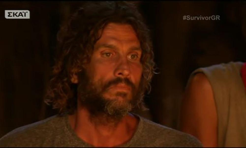 Survivor: Σε έξαλλη κατάσταση ο Κοκκινάκης!