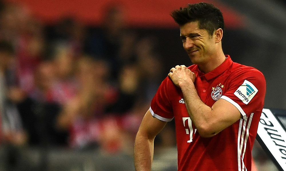 Champions League: Αποχώρησε από την προπόνηση ο Λεβαντόφσκι!