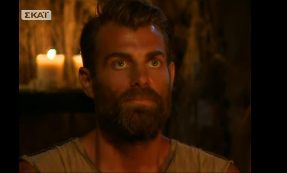 Survivor: Δεν το πίστευε ο Χανταμπάκης