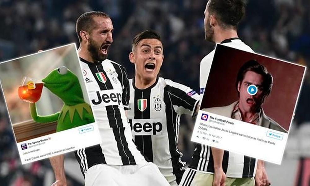 Champions League: Απίστευτο τρολάρισμα για τον μισθό του Ντιμπάλα!