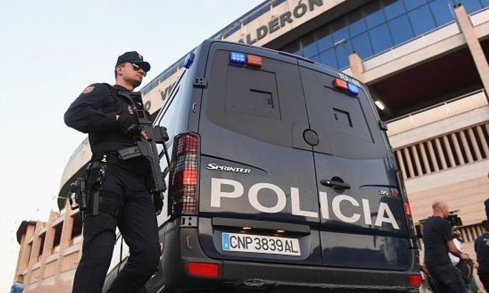 Champions League: Επίθεση της αστυνομίας σε οπαδούς της Λέστερ!