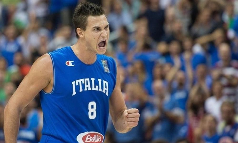 Με Γκαλινάρι στο Eurobasket η Ιταλία!