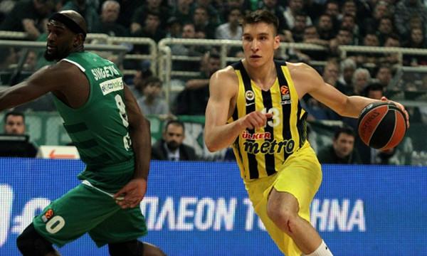 Euroleague: Τα καλύτερα του MVP Μπογκντάνοβιτς
