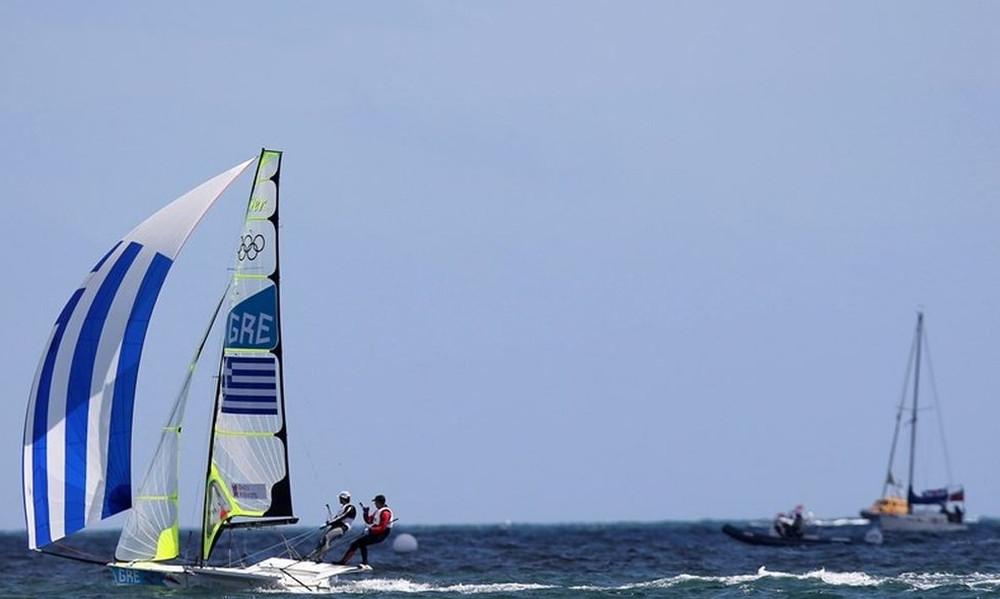 Εντυπωσιάζουν οι Έλληνες στο Ευρωπαϊκό Πρωτάθλημα Youth Λέιζερ 4.7