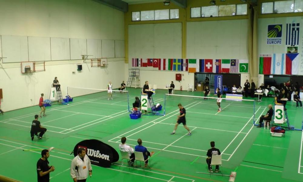Ξεκίνησε το διεθνές τουρνουά Μπάντμιντον που διεξάγεται στην Ελλάδα