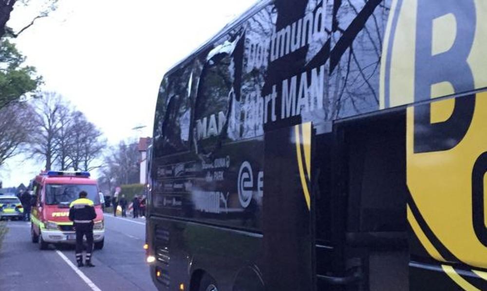 Champions League: Συνελήφθη ύποπτος για την επίθεση στη Ντόρτμουντ!