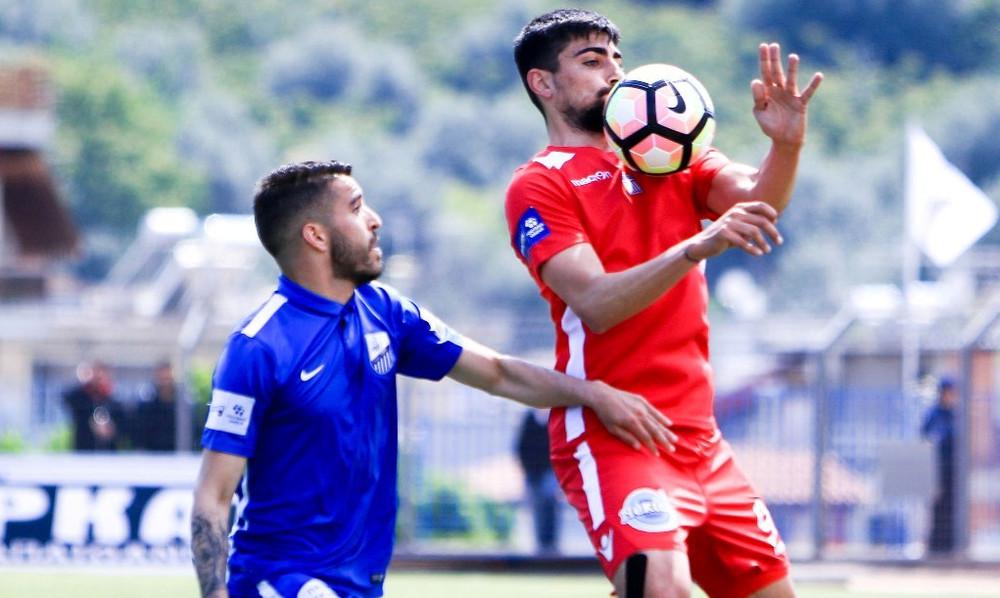 Λαμία - Πανσερραϊκός 3-1: Γκολ και φάσεις