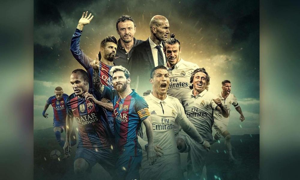 Ρεάλ Μαδρίτης-Μπαρτσελόνα: Οι γκολάρες που σημάδεψαν τα Clasico