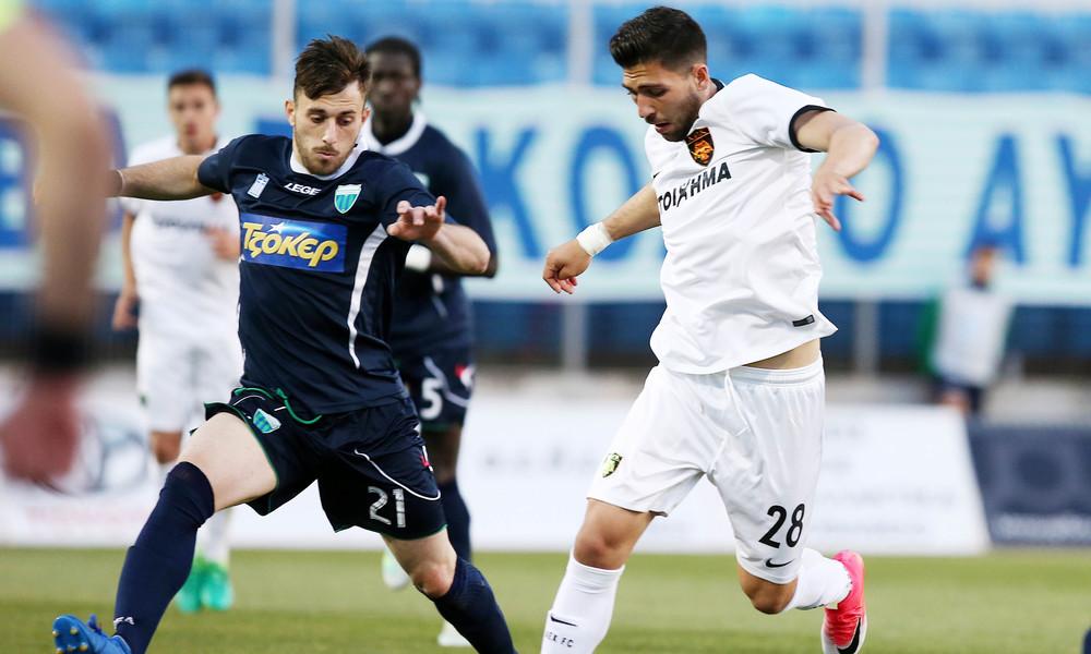 Λεβαδειακός-ΑΕΚ 0-2: Έπεσαν οι Βοιωτοί, στα play offs η Ένωση