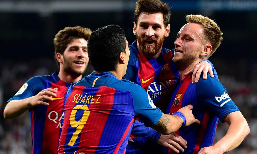 Ρεάλ Μαδρίτης-Μπαρτσελόνα 2-3:  Βασιλιάς… Μέσι στο Clasico του αιώνα!