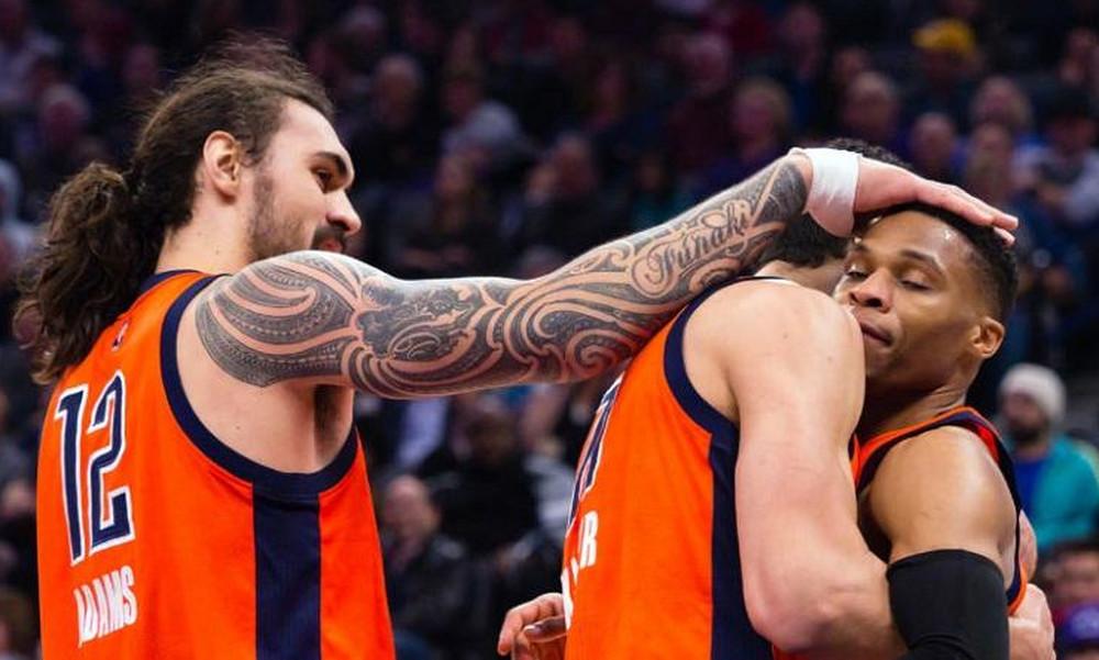 NBA Top 5: Η κορυφή ανήκει στους Θάντερ