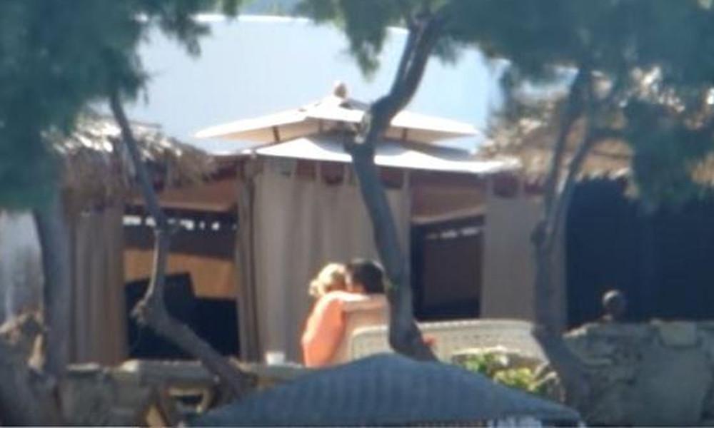 Το ακυκλοφόρητο ερωτικό βίντεο Πικέ-Σακίρα στη Μύκονο!