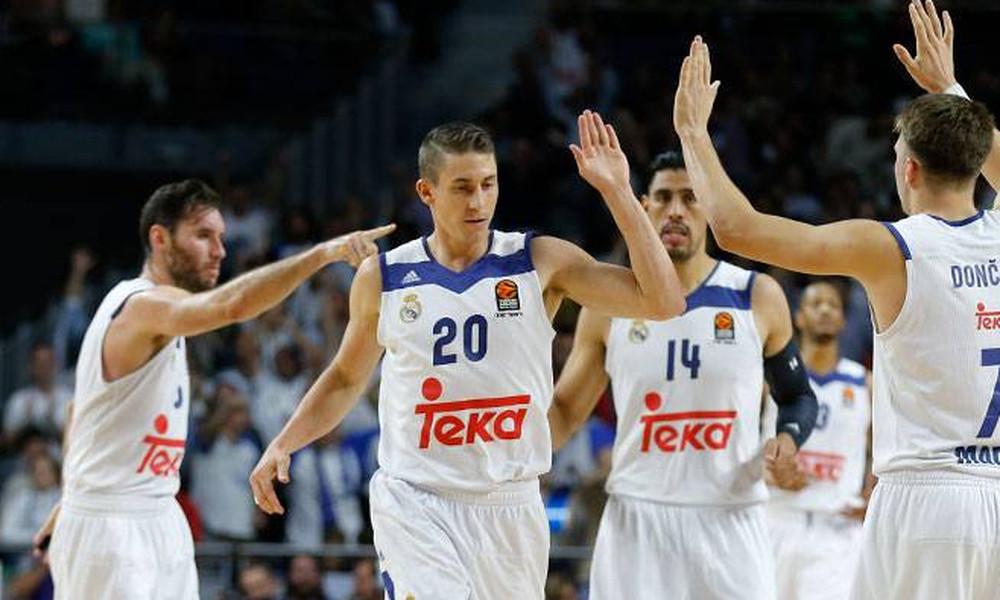 Στο Final Four η Ρεάλ Μαδρίτης!