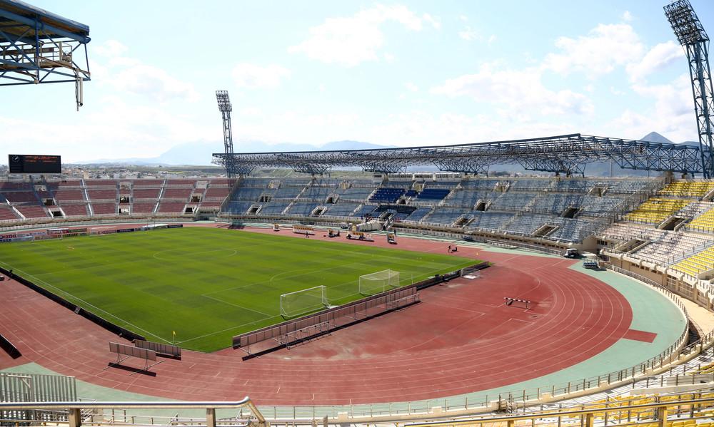 Τα δεδομένα για τον τελικό Κυπέλλου ΠΑΟΚ-ΑΕΚ - Τι έγινε σήμερα (29/4) στο Πανθεσσαλικό