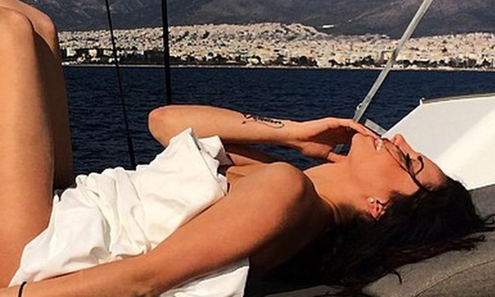 Αυτή είναι η πιο άγρια και πιο καυτή διάσημη Ελληνίδα στο Instagram!