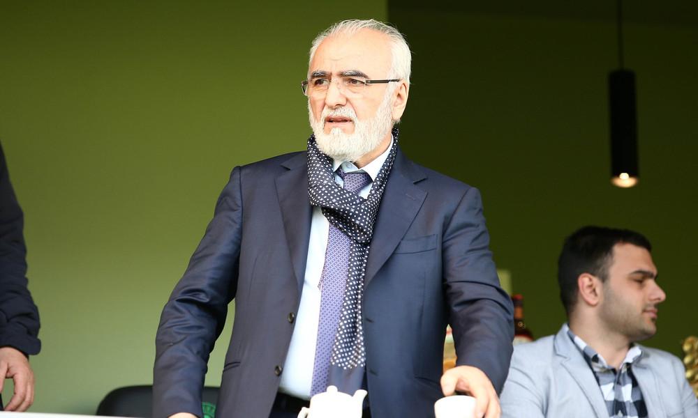 Σαββίδης: «Να οργανώσουμε μαζί με την ΑΕΚ τη διαιτησία του τελικού»!
