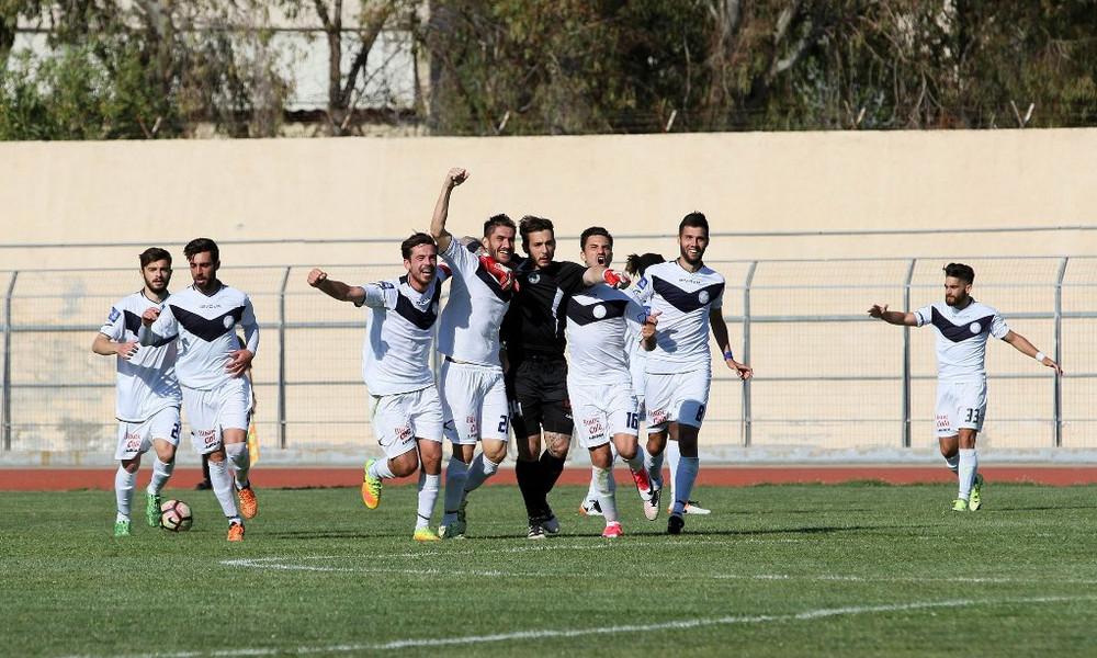 ΑΕΛ Καλλονής-Πανελευσινιακός 1-3: Εφτάψυχοι οι «σταχυοφόροι»