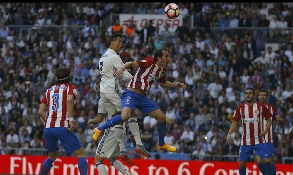 Champions League: Το επικό πρωτοσέλιδο της «Marca» για το Ρεάλ-Ατλέτικο!