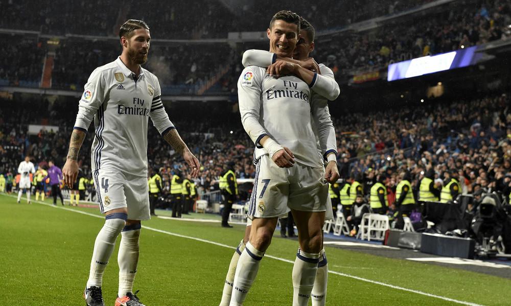 Ρεάλ Μαδρίτης: Τρελό πριμ σε Ζιντάν και παίκτες για κατάκτηση Champions League και πρωτάθλημα!