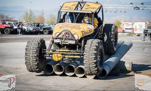 «Τσίτα» τα γκάζια στο  7ο Motor Festival του ΟΑΚΑ