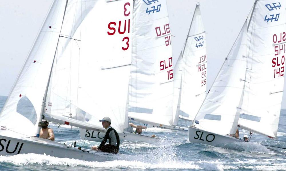 Τα ευρωπαϊκά πρωταθλήματα RSX και FINN