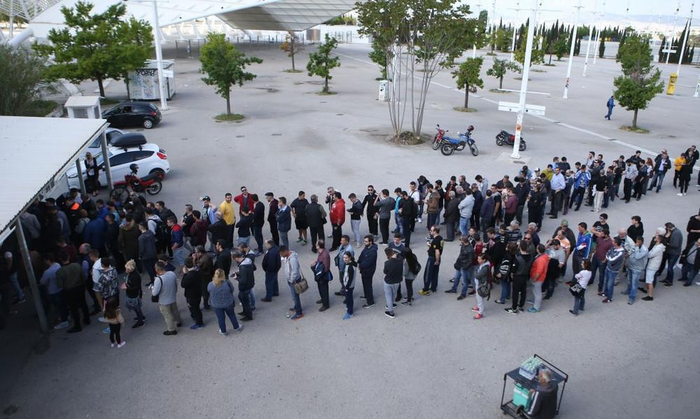 Κύπελλο Ελλάδος: Τους πήρε ο ύπνος για ένα εισιτήριο!