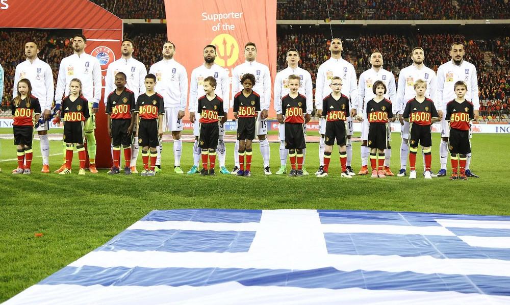 Σταθερά στην 39η θέση της FIFA