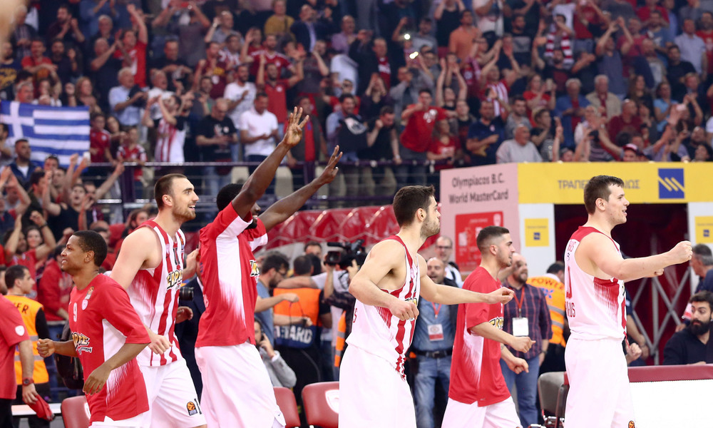 Euroleague: Tα εισιτήρια του Ολυμπιακού για το final four