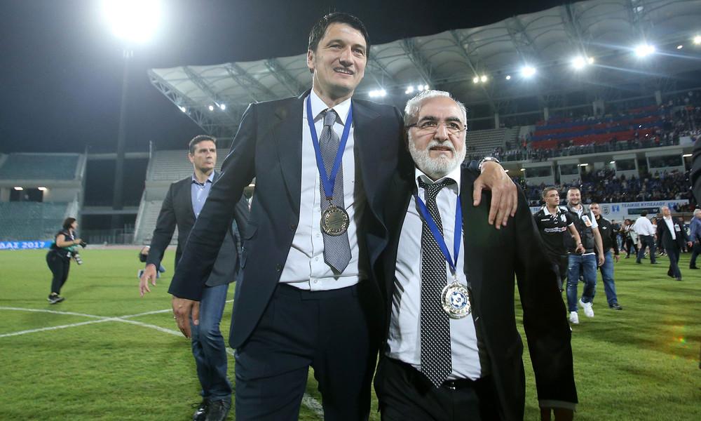 Τελικός Κυπέλλου 2017: Ίβιτς: «Αν ήταν οφσάιντ, δεν είναι καλό»