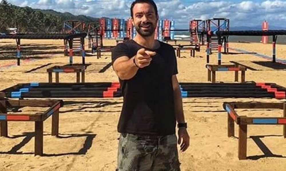 Survivor: Ο Τανιμανίδης διέκοψε αγώνισμα για να πανηγυρίσει το Κύπελλο του ΠΑΟΚ!