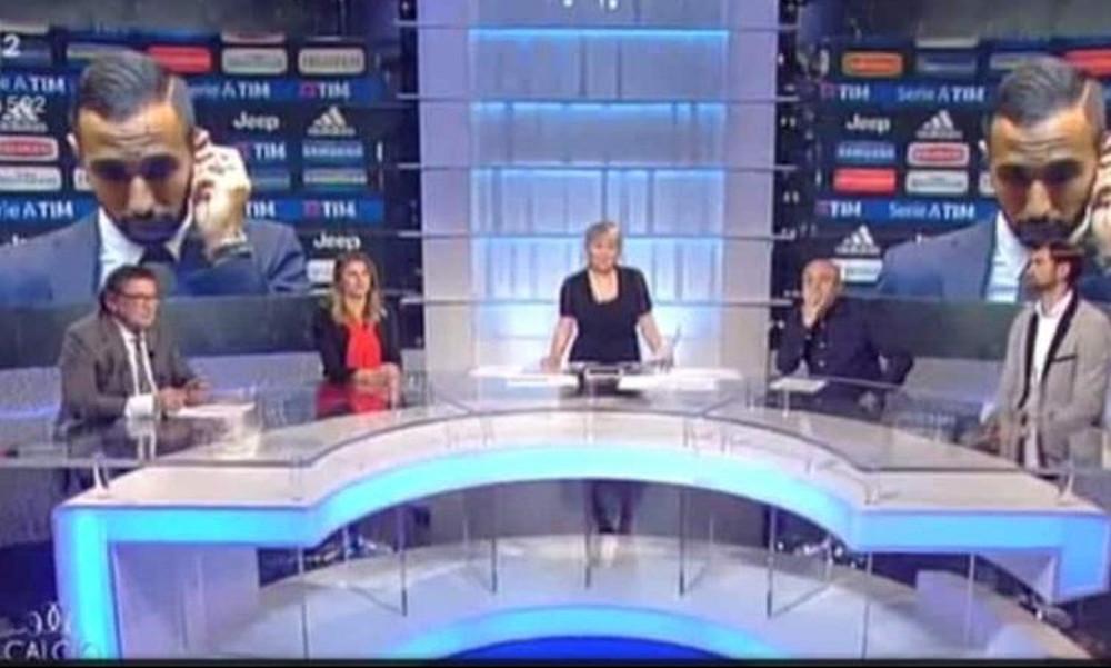 Σοκ! Ρατσιστική επίθεση στον Μπενάτια on air!