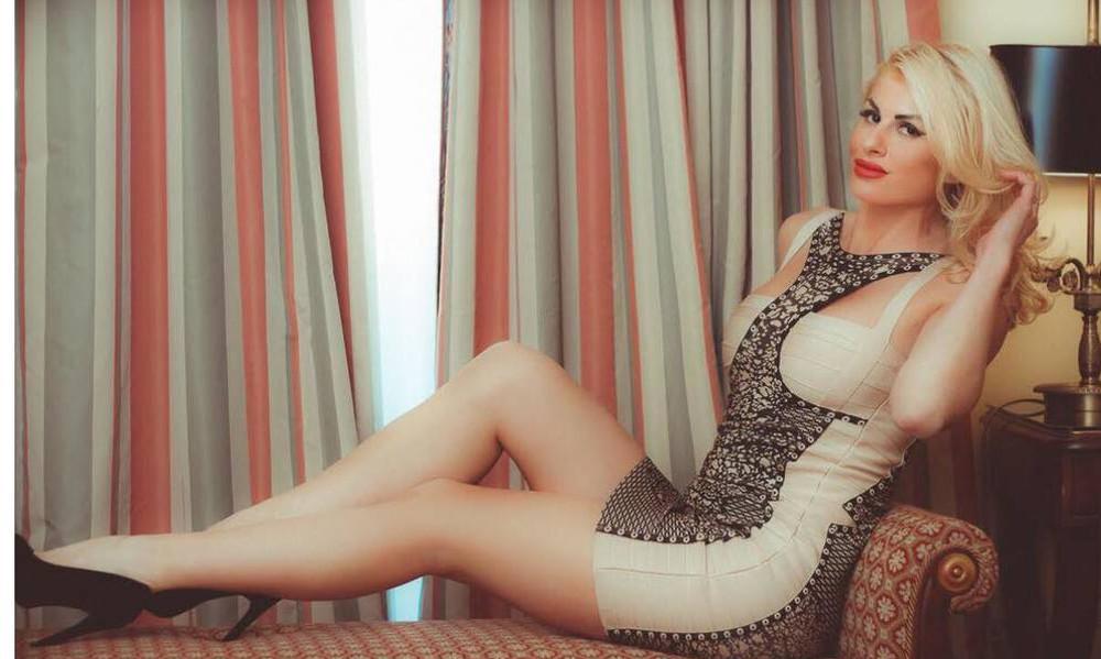 Η hot Ευρυδίκη είναι η μούσα της Sarah Jessica Parker στην Ελλάδα!