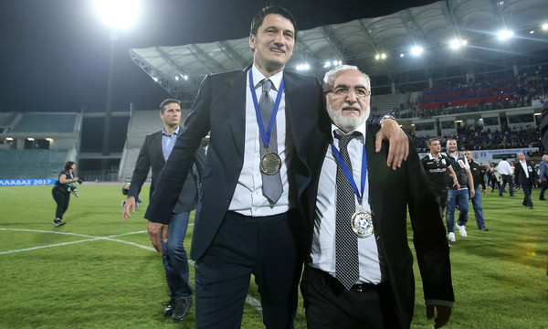 ΠΑΟΚ: «Χρυσώνει» Ίβιτς ο Σαββίδης