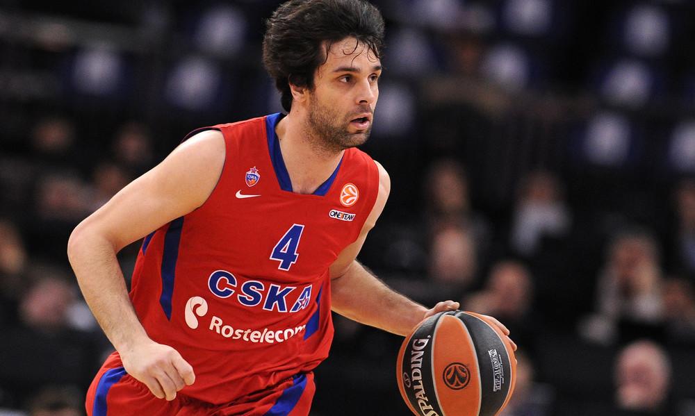 Πρόβλημα στην ΤΣΣΚΑ Μόσχας με Τεόντοσιτς - Θα παίξει με Ολυμπιακό;
