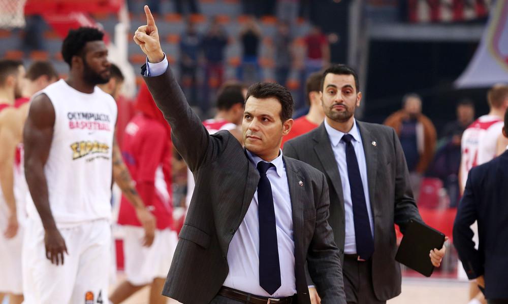 Ιτούδης: «Η ιστορία δεν παίζει μπάσκετ»