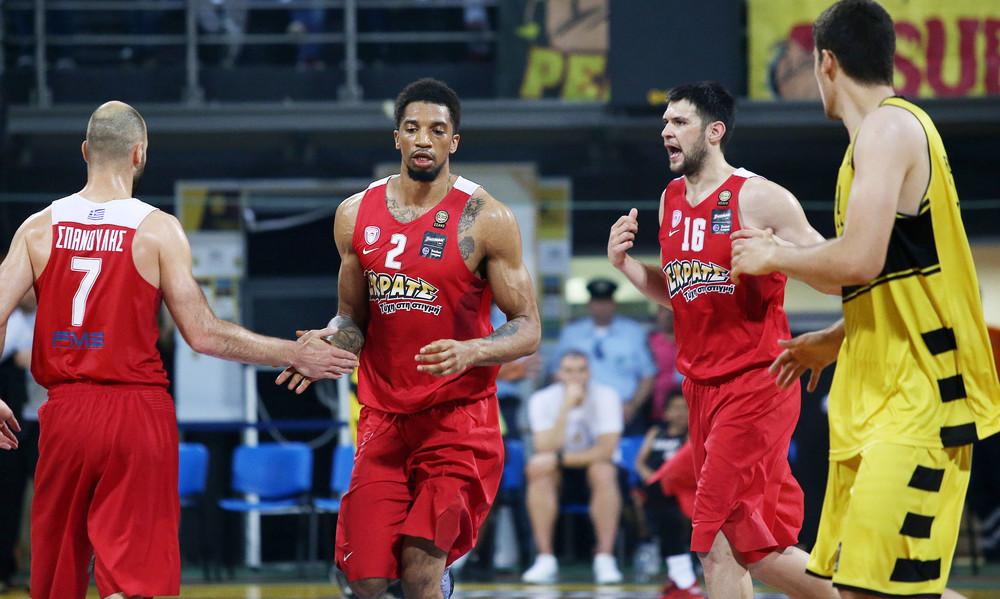 Άρης-Ολυμπιακός 77-84 : Και τώρα ΤΣΣΚΑ Μόσχας