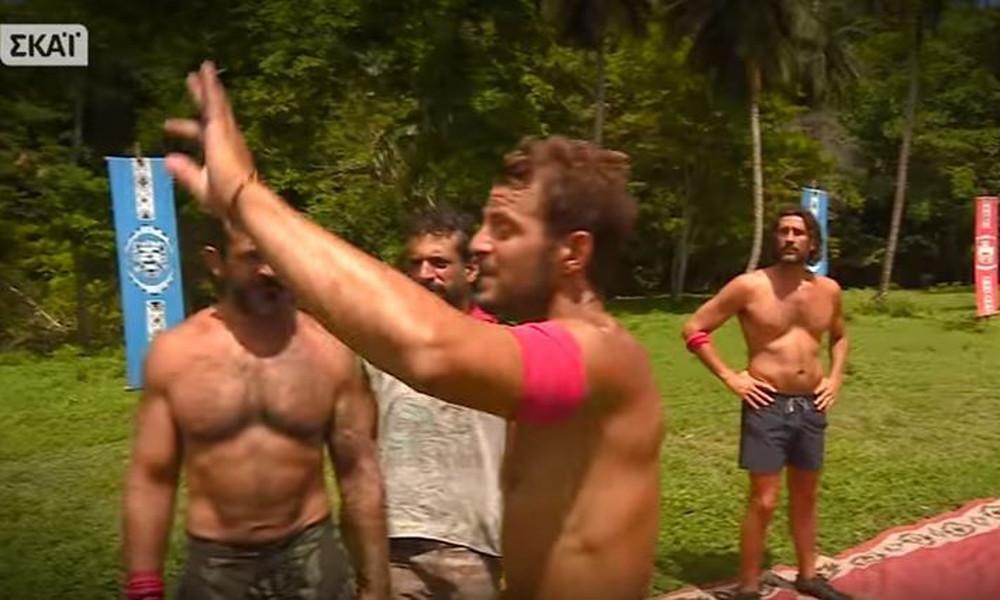 Survivor: Χαμός με τον Ντάνο! Γιατί δήλωσε πως κουράστηκε;