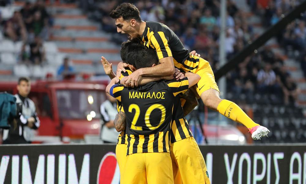 ΑΕΚ: Γερές βάσεις για Champions League